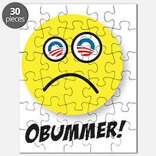 Obummer! logo Puzzle