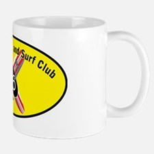 hotrod and surf club Mug