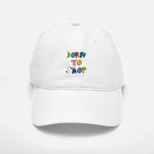 Born to Shop Baseball Baseball Cap