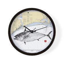 nC albie Wall Clock