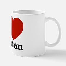 I love Kiersten designs Mug
