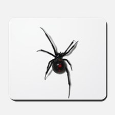 Black Widow No text Mousepad