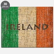 Vintage Ireland Puzzle