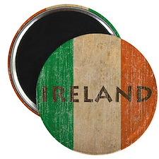 Vintage Ireland Magnet