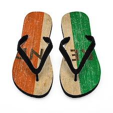 Vintage Ireland Flip Flops