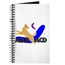 add acd red Journal
