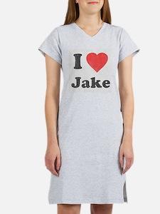 i_love_jake copy Women's Nightshirt