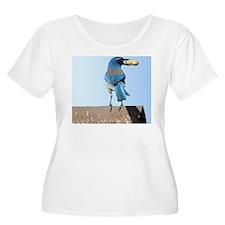 Cute Blue Jay T-Shirt