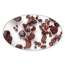 Zircon crystals Decal