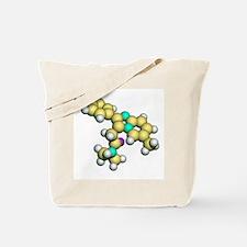 Zolpidem, sedative drug Tote Bag