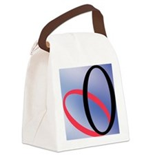 Zero - concept and symbol Canvas Lunch Bag