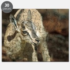 Young wild goat Puzzle