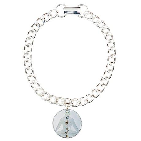 Yoga, 19th century artwo Charm Bracelet, One Charm