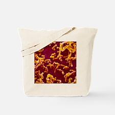 Yersinia pestis (plague) bacteria Tote Bag
