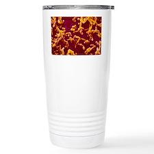 Yersinia pestis (plague) bacter Travel Mug