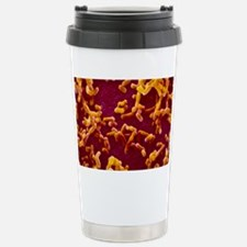 Yersinia pestis (plague) bacter Travel Mug
