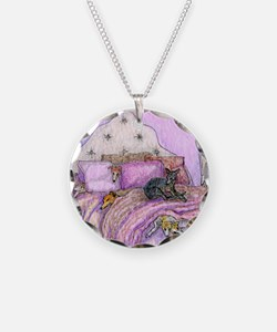 Sighthounds slumber party Necklace