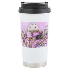 Sighthounds slumber party Travel Mug
