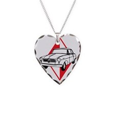Borgward Isabella Necklace Heart Charm