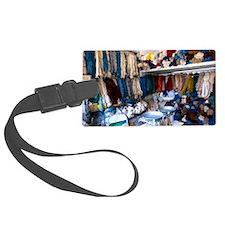 Wool shop, Iran Luggage Tag