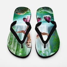 pm_16x20_print Flip Flops