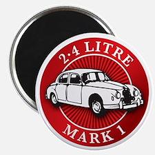 Jaguar 2.4 litre mk1 Magnet