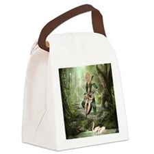 tef_16x20_print Canvas Lunch Bag
