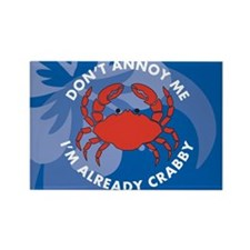 Dont Annoy Me Small Serving Tray Rectangle Magnet