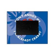 Dont Annoy Me Small Serving Tray Picture Frame