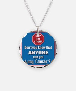 STOP the Stigma! Anyone can  Necklace