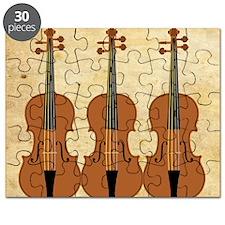 Three Violins Puzzle