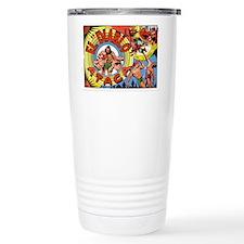 El Diablo Ataca Travel Mug