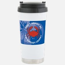 Dont Annoy Me Large Serving Tra Thermos Mug