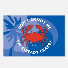 Dont Annoy Me Large Servi Postcards (Package of 8)