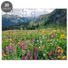 Wildflower meadow Puzzle