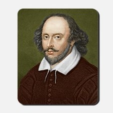 William Shakespeare, English playwright Mousepad