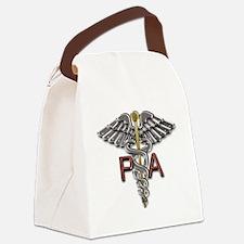 PA Symbol Canvas Lunch Bag