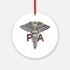 PA Symbol Round Ornament