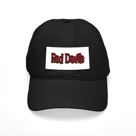 Red Devils Walk Ticket and Bonus Gift - Black Cap