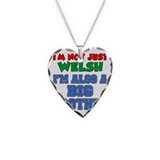Not Just Welsh Big Brother Necklace
