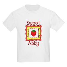 Sweet Abby Kids T-Shirt