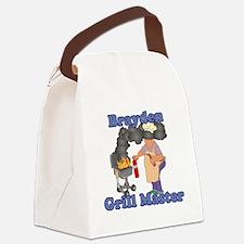 Grill Master Brayden Canvas Lunch Bag