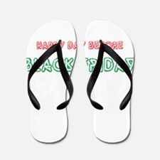 Black Friday Flip Flops