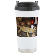 Chef Spiny the Lizard Travel Mug