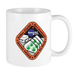 Arthur Clarke Mars Greenhouse Mug