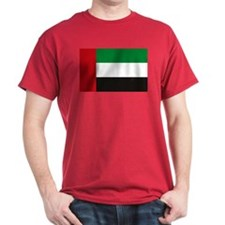 United Arab Emirates Flag T-Shirt