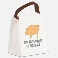 The Best Meats in the Rump Canvas Lunch Bag