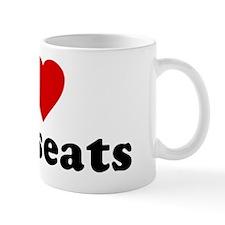 I Love Backseats Mug