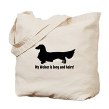 My Weiner Tote Bag