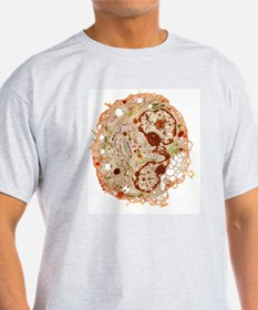 White blood cell, TEM T-Shirt